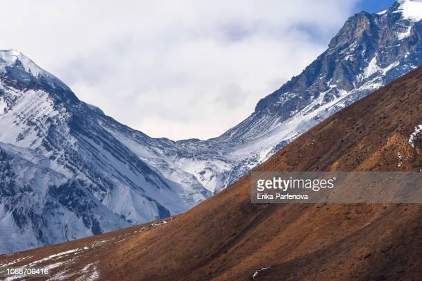 Valle inferior Mustang Kali Gandaki