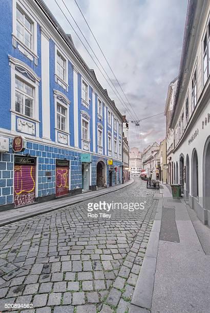 Lower Town Street