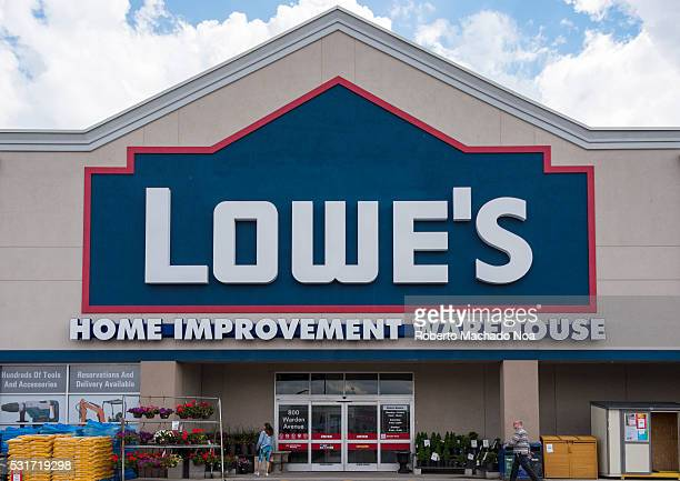 Lowe's Home Improvement Warehouse Lowe's has acquired Canadian company Rona after the Canada Competition Bureau approved the buy out saying it won't...
