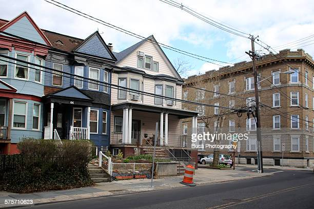 Low-income housing in Jersey City, New Jersey