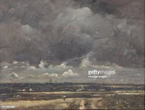 A lowland landscape' 18871930 Artist David Muirhead