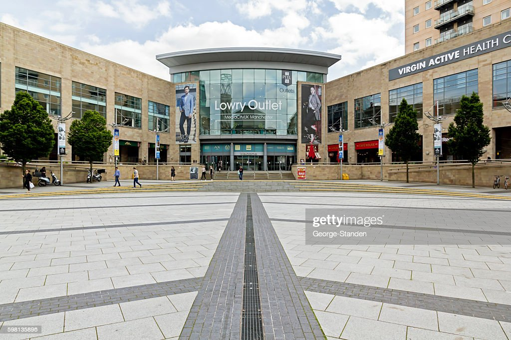 Lowry Outlet Mall : Stock-Foto