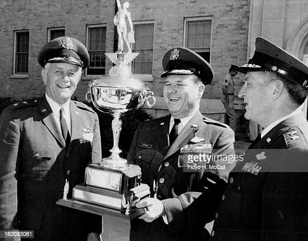 AUG 13 1968 AUG 14 968 Lowry Squadron Wins Top Award The highest maintenance achievement award given by the Air Force Air Training Command was given...