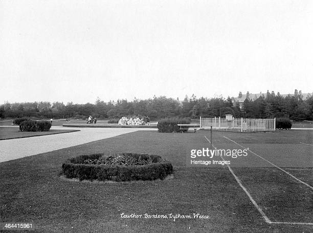 Lowther Gardens Lytham St Anne's Lancashire 18901910 Lowther Gardens in Lytham were laid out by John Talbot Clifton in 1873 and named after his wife...