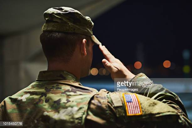 loyal is the soldier who loves his country - us military emblems stock pictures, royalty-free photos & images
