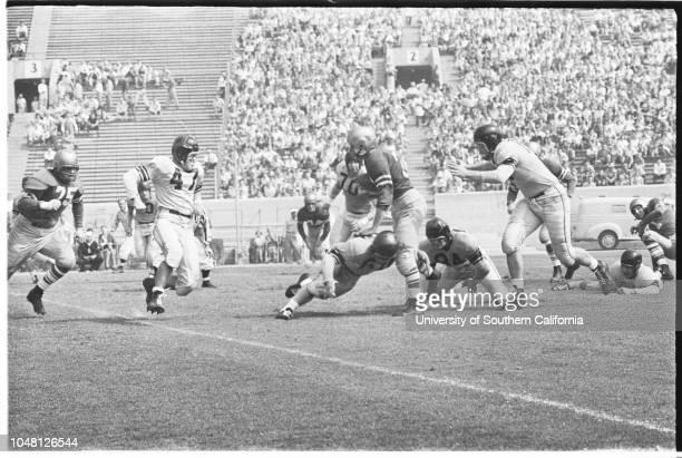 Loyola Marymount University versus Navy 1951Los Angeles California