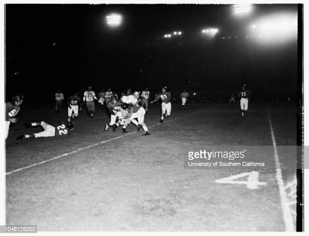 Loyola Marymount University versus University of Florida, 06 October 1951..