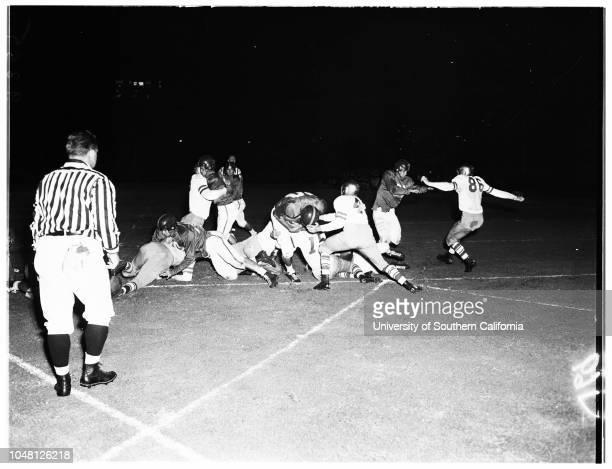 Loyola Marymount University versus University of Florida 06 October 1951