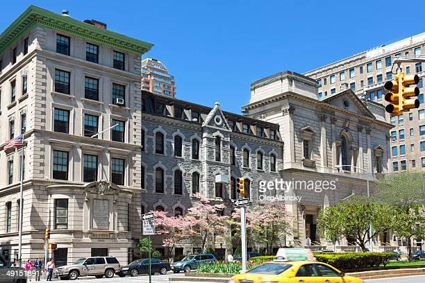 ロヨラ大学、ニューヨークシティー。 - アッパーイーストサイドマンハッタン ストックフォトと画像