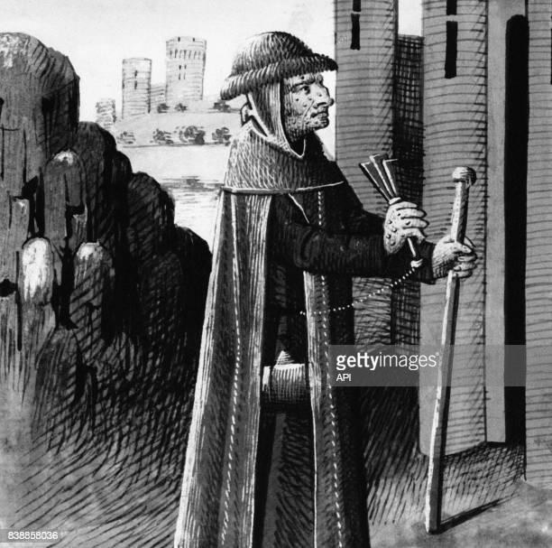 Lépreux au XVIème siècle