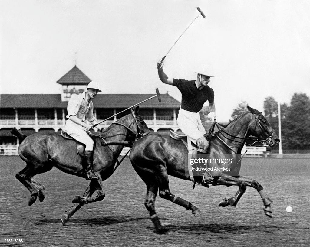 A Royal Polo Match : News Photo