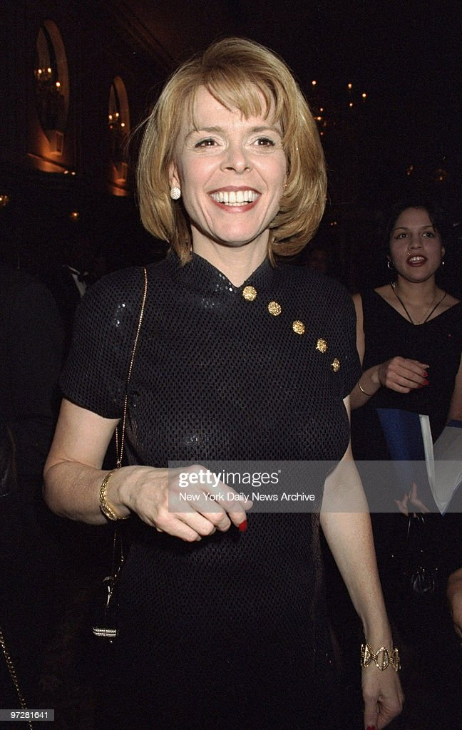Lt. Gov. Betsy McCaughey Ross is on hand for the Congress of : News Photo