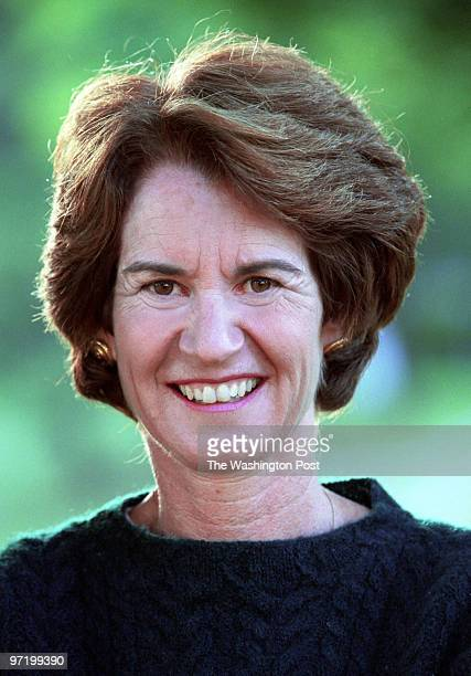 Lt. Governor Kathleen Kennedy Townsend is in a very tight race for Governor of Maryland. Pictured, Kathleen Kennedy Townsend.