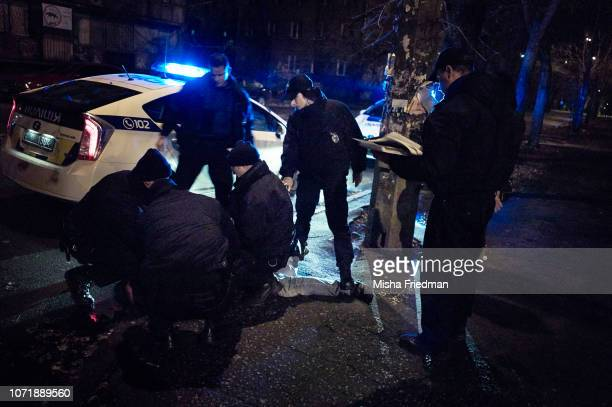 Lt Maya Breslavski and her team detain a drunk driver after he attempted to flee the scene