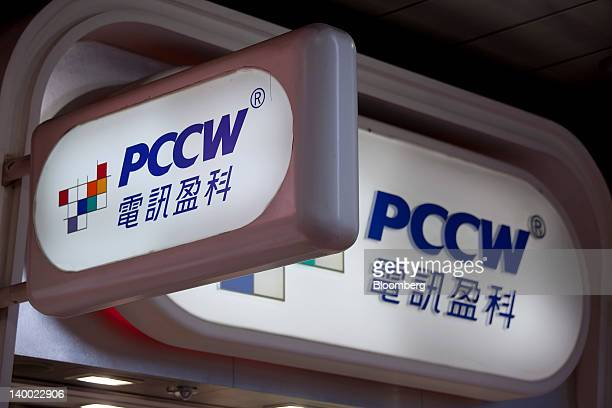 32 Hong Kong Pccw Logo Pictures, Photos & Images - Getty Images
