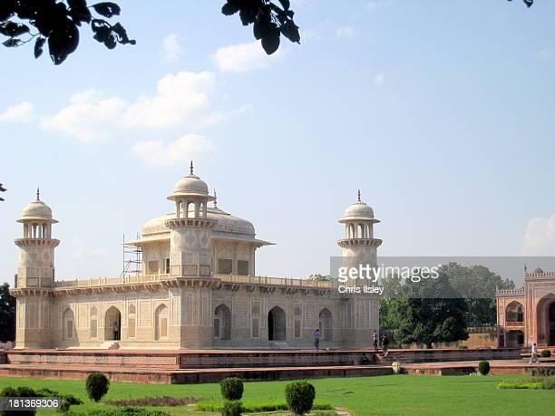 l'timad-ud-Daulah, the 'Little Taj-Mahal', Agra