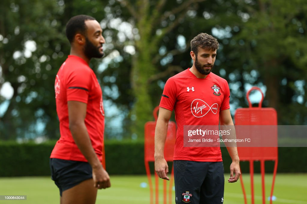 Southampton Pre-Season Training Session