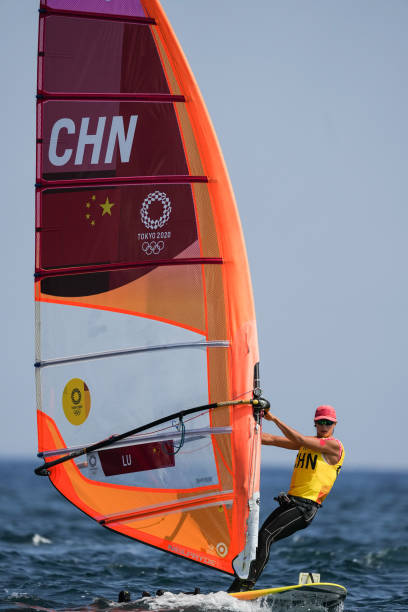 JPN: Sailing - Tokyo 2020 Olympics - Day 8