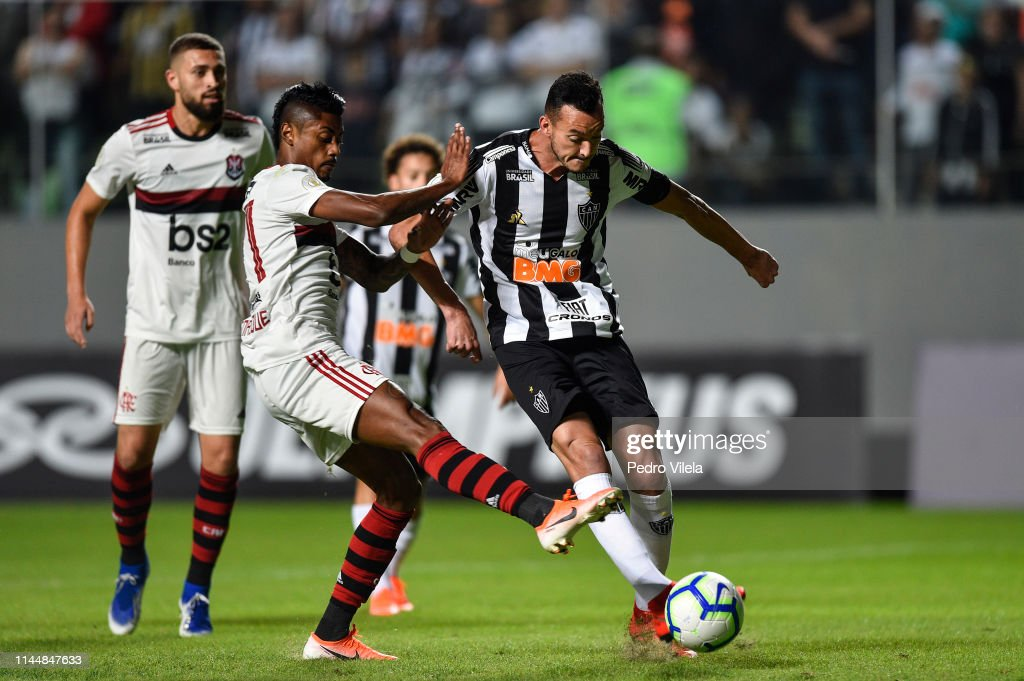 BRA: Atletico MG v Flamengo - Brasileirao Series A 2019