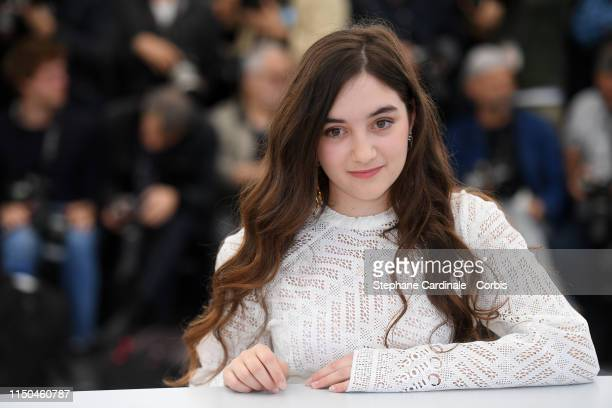 Luana Bajrami attends the photocall for Portrait Of A Lady On Fire during the 72nd annual Cannes Film Festival on May 20 2019 in Cannes France