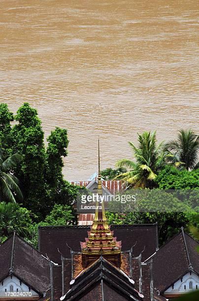 Luang Prabang, Laos, and the Mekong