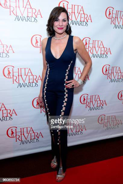 Luann de Lesseps attends the 2018 Chita Rivera Awards at NYU Skirball Center on May 20 2018 in New York City