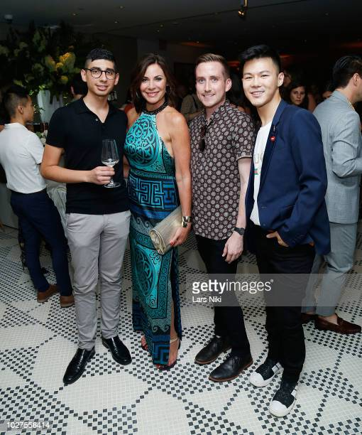 Luann de Lesseps attends the Bluebird London New York City launch party at Bluebird London on September 5 2018 in New York City