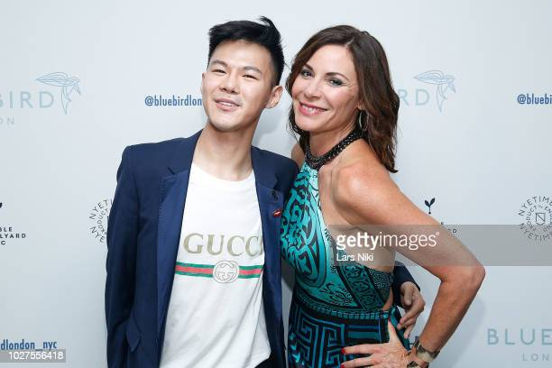 Luann de Lesseps attends the Bluebird London New York City launch party at Bluebird London on September 5 2018 in New York City