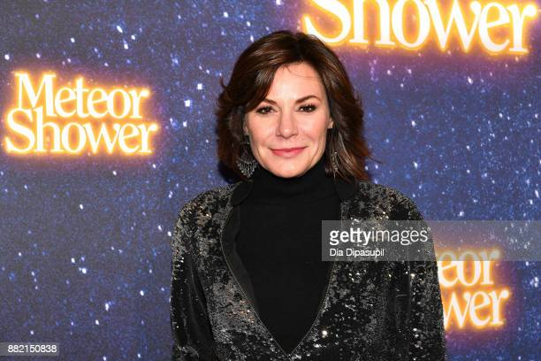 Luann de Lesseps attends the 'Meteor Shower' Broadway Opening Night at the Booth Theatre on November 29 2017 in New York City