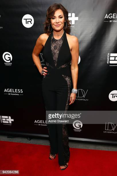 Luann de Lesseps attends The Real Housewives of New York Season 10 premiere celebration at LDV Hospitality's The Seville produced by Talent Resources...
