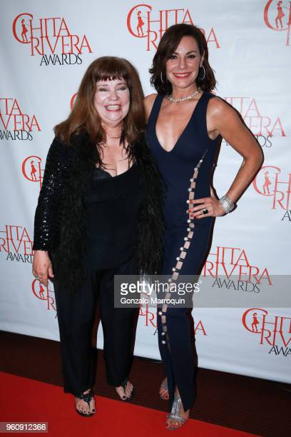 Luann de Lesseps during the The 2nd Annual Chita Rivera Awards Honoring Carmen De Lavallade John Kander And Harold Prince at NYU Skirball Center on...
