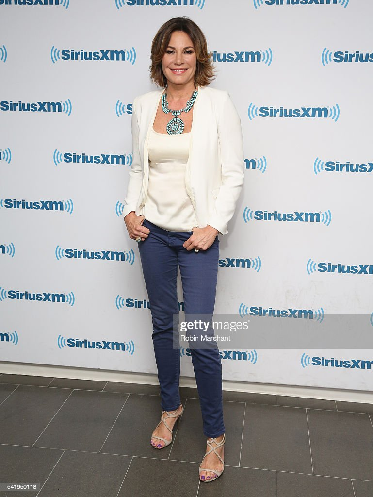 Celebrities Visit SiriusXM - June 21, 2016