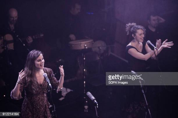 Luar Na Lubre seen during its first gig in London Luar na Lubre is a Spanish music band formed in 1986 they hosted their first gig in the UK in...