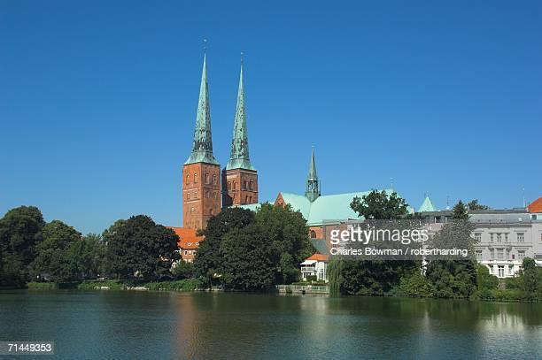 Lubeck, Schleswig holstein, Germany, Europe