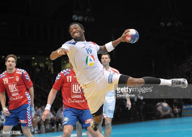 Luc ABALO - - France / Serbie - Match amical a Lievin-, Photo : Dave Winter / Icon Sport,