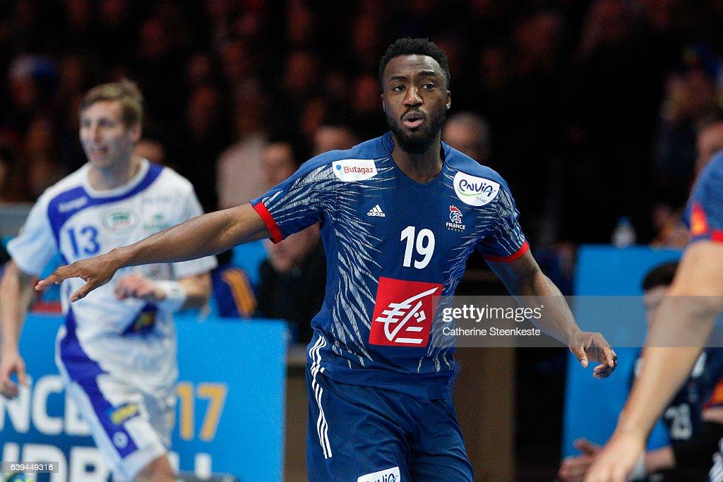 France v Iceland - 25th IHF Men's World Championship 2017 Round of 16