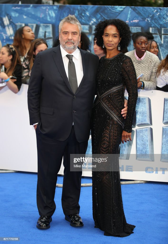 """Valerian And The City Of A Thousand Planets"" European Premiere - Red Carpet Arrivals"