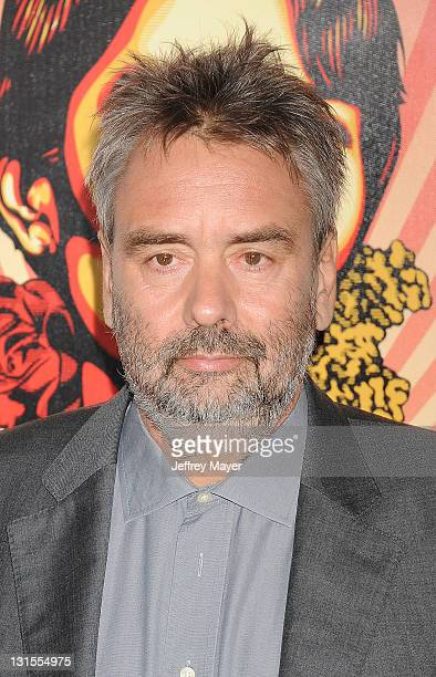Luc Besson attends the AFI Fest 2011 Special Screening Of 'The Lady' held at the Grauman's Chinese Theatre on November 4 2011 in Hollywood California
