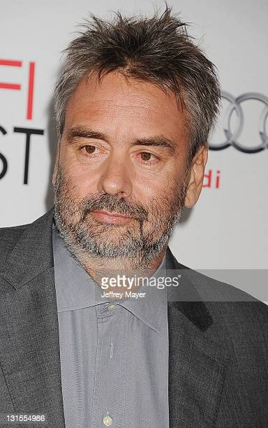 """Luc Besson attends the AFI Fest 2011 Special Screening Of """"The Lady"""" held at the Grauman's Chinese Theatre on November 4, 2011 in Hollywood,..."""
