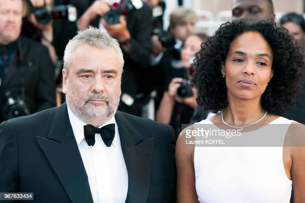Luc Besson attends 'The Last Face' Premiere during the 69th annual Cannes Film Festival at the Palais des Festivals on May 20, 2016 in Cannes, France.