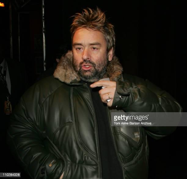 Luc Besson during 'Bandidas' Paris Premiere in Paris France