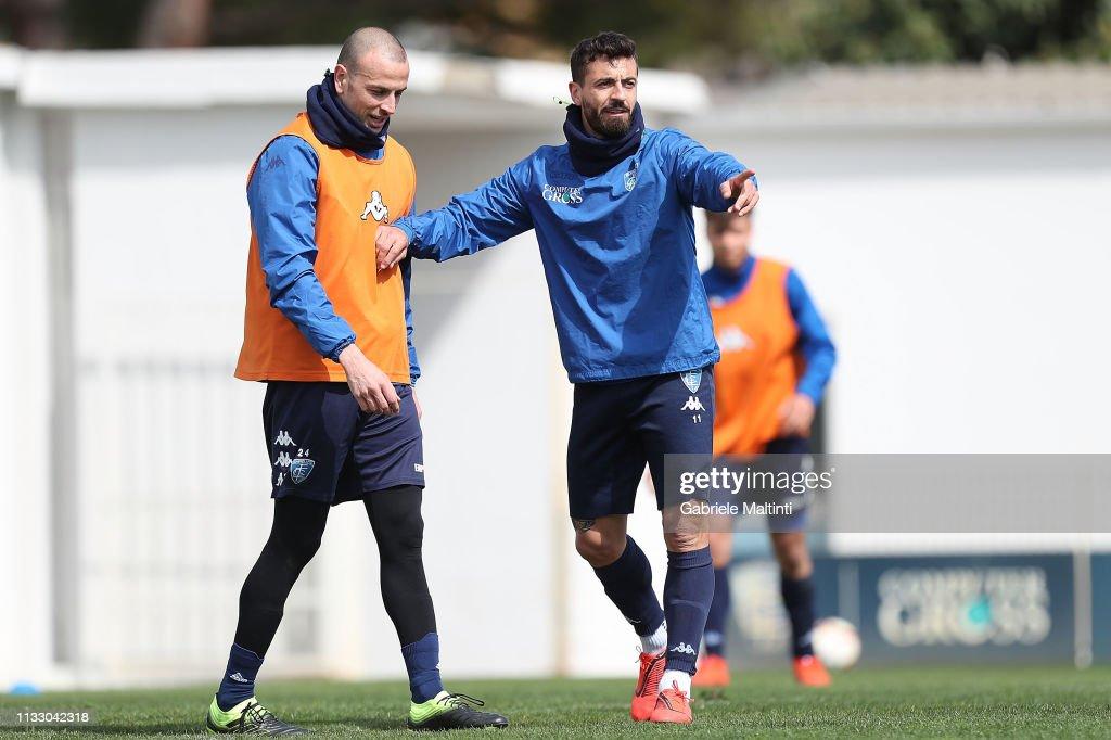 ITA: Empoli FC Training Session