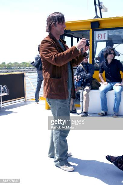 Luca Babini attends MARIA SNYDER'S ECO BOYS and GIRLS at Liberty Science Center on April 24 2010 in Jersey City NJ