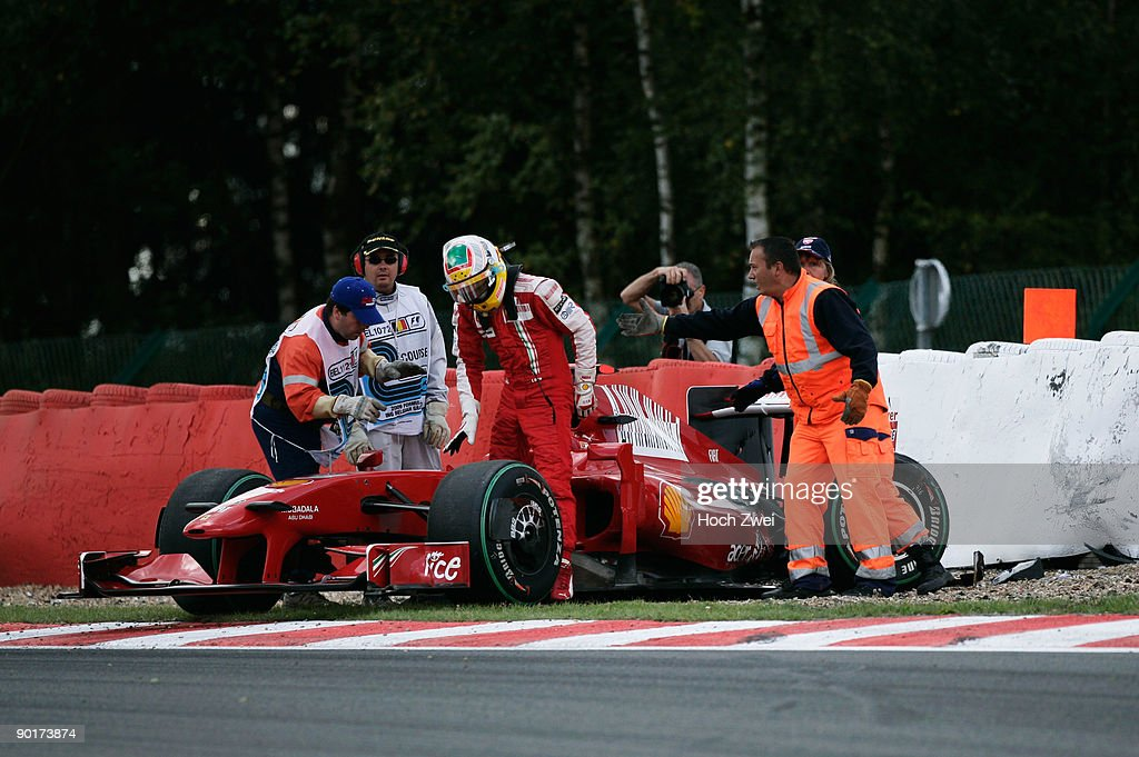 F1 Grand Prix of Belgium - Qualifying : Foto jornalística