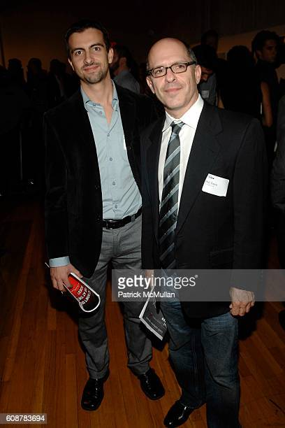 Luca Baraldo and Bill Travis attend GLAAD outAuction NYC 2007 presented by Bud Light Imperia Vodka and Righter Holdings LLC at Metropolitan Pavilion...