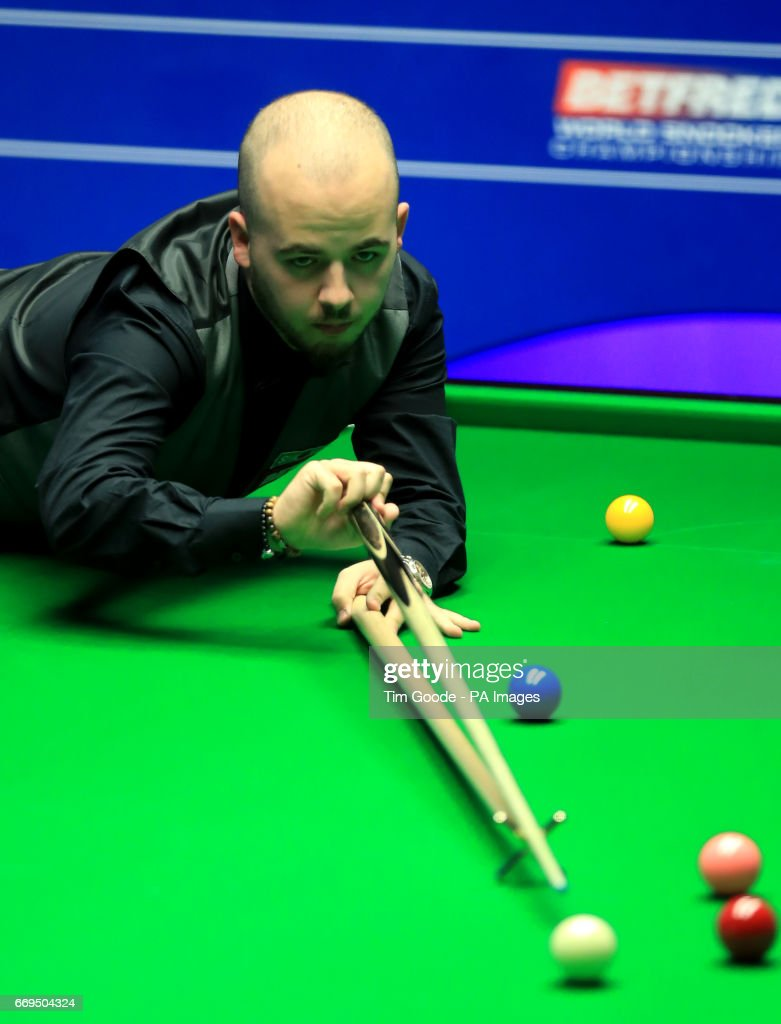 Betfred Snooker World Championships 2017 - Day Three - Crucible ...