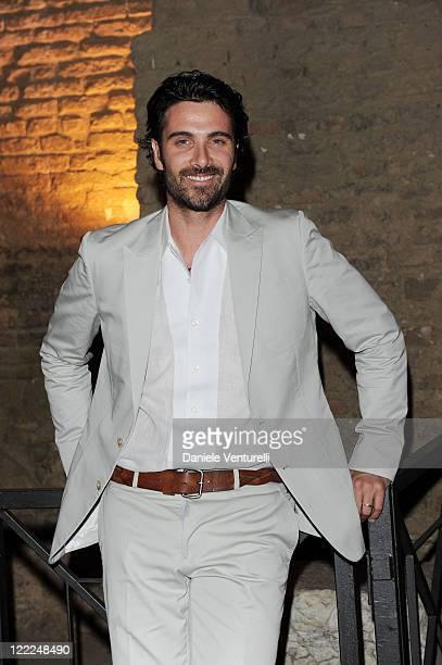 Luca Calvani attends the Taormina Arte Award during the Taormina Film Fest 2010 on June 15, 2010 in Taormina, Italy.