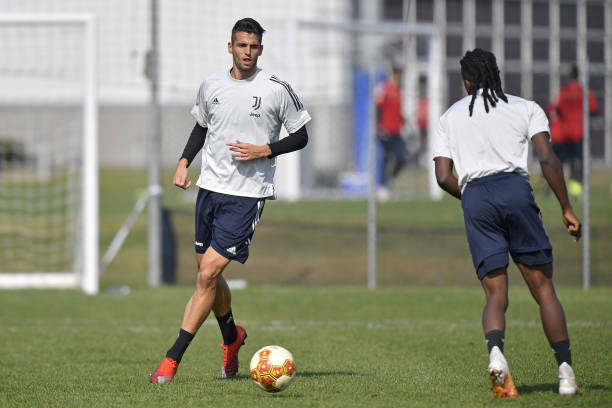 ITA: Juventus U23 Training Session