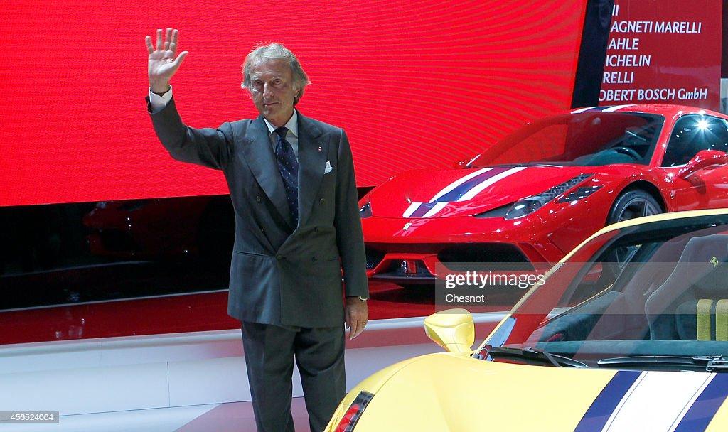 'Mondial De L'Automobile' - Paris Motorshow 2014 : Press Preview