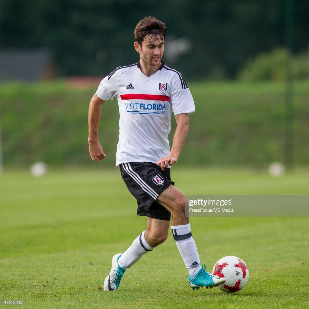 Piast Gliwice v Fulham FC : News Photo